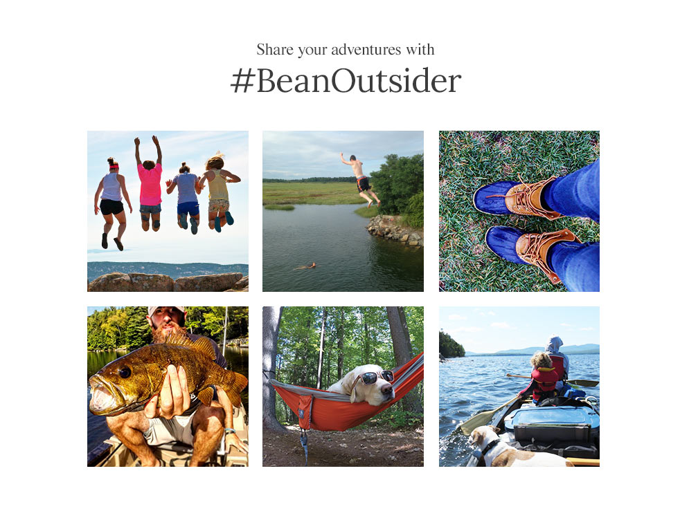 Share Your Adventure with Us #BeanOutsider