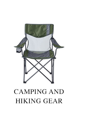 Camping Gear and Hiking Gear
