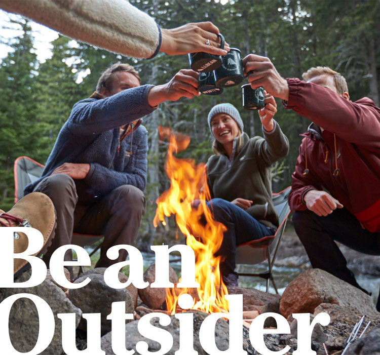 Be an Outsider mobile