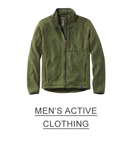 Men's Active Clothing
