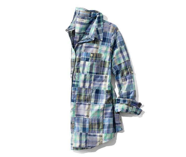 Madras Shirt