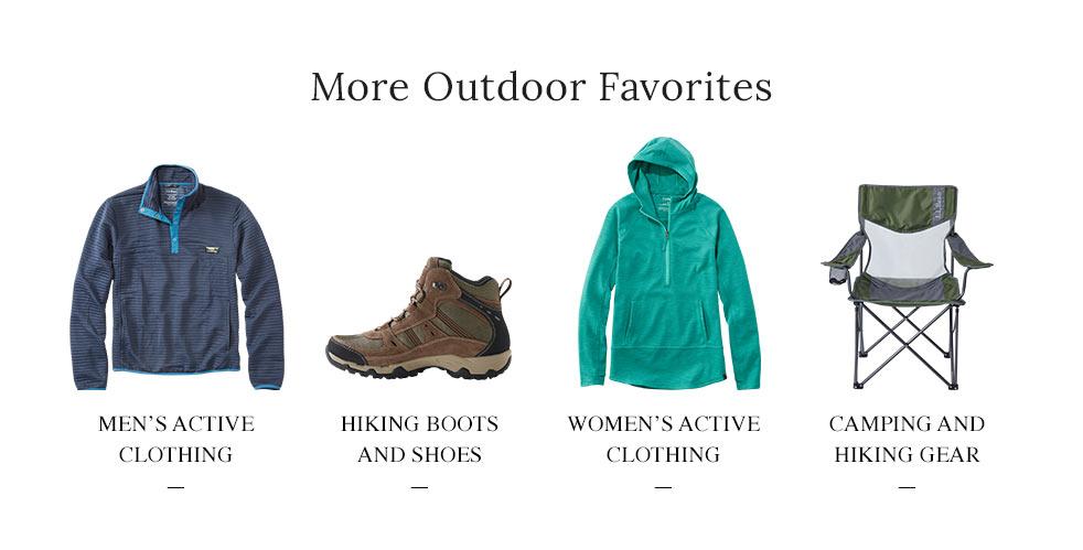 More Outdoor Favorites