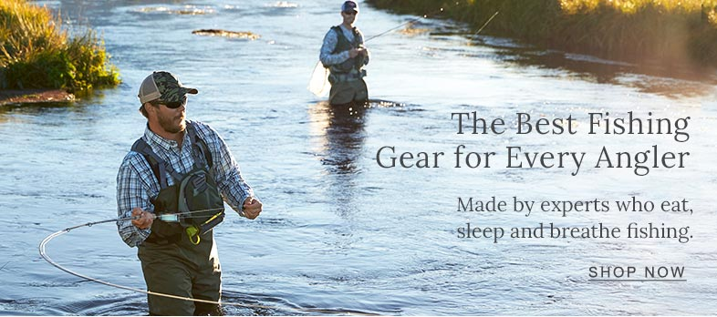 The Best Fishing Gear for Every Angler.
