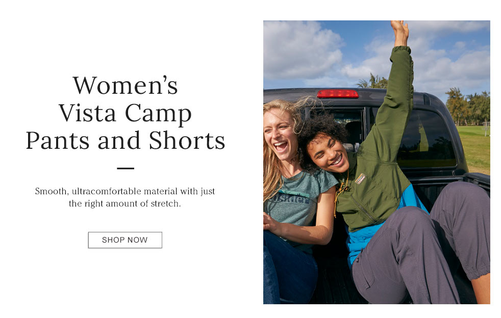 Women's Vista Pants and Shorts. Smooth, ultracomfortable material with just the right amount of stretch.