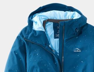 Close-up of Jacket.