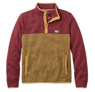 Men's Sweater Fleece pullover