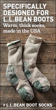 Bean Boot socks