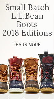 Small Batch Bean Boot