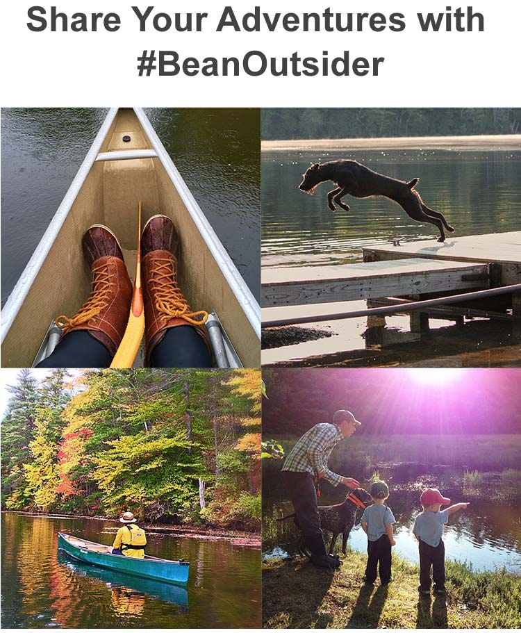 Share your adventures with #BeanOutsider.